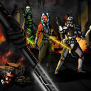 blog logo of Siege of Mandalore Comic