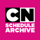 Cartoon Network schedule archive tumblr blog logo