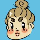 Illustrator tumblr blog logo