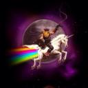 fluffy unicorns tumblr blog logo