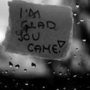 blog logo of I'm Glad You Came...