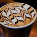 Rain tea coffee tumblr blog logo