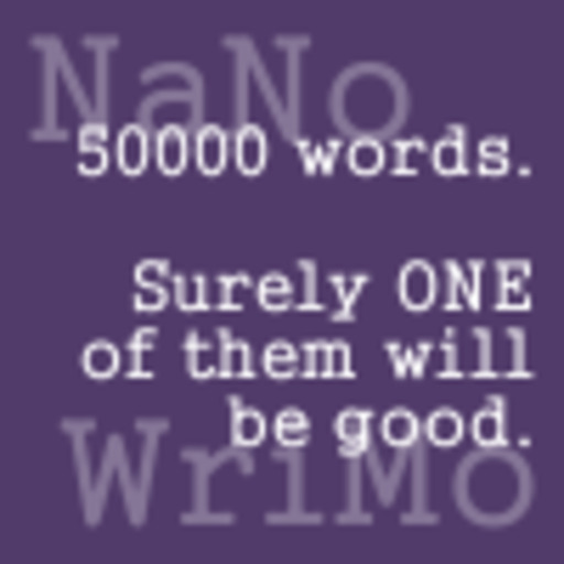 Nak NaNo — Word Crawls to Do Later
