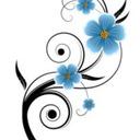 Land des Regenbögen und Verzweiflung tumblr blog logo