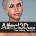 blog logo of Affect3D.com Tumblr
