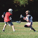 UMD lacrosse Bound tumblr blog logo