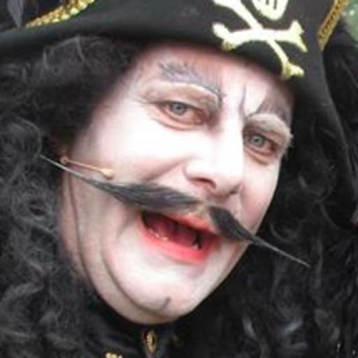Kaptein sabeltann skuespillere