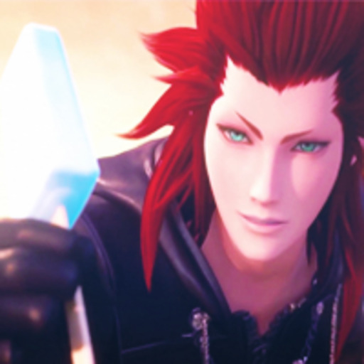 Headcanon: Axel Has Incredibly