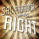 blog logo of sal paradise was right