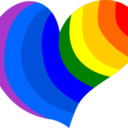 Gay Love tumblr blog logo