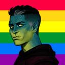 Your Local Gay Hermit tumblr blog logo