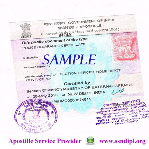 Birth Certificate Apostille From MEA