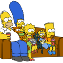 blog logo of The Simpsons Couch Gags