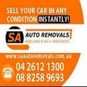 Local Auto Wrecker — Recycling Your Scrap Car With SA Auto Removals...