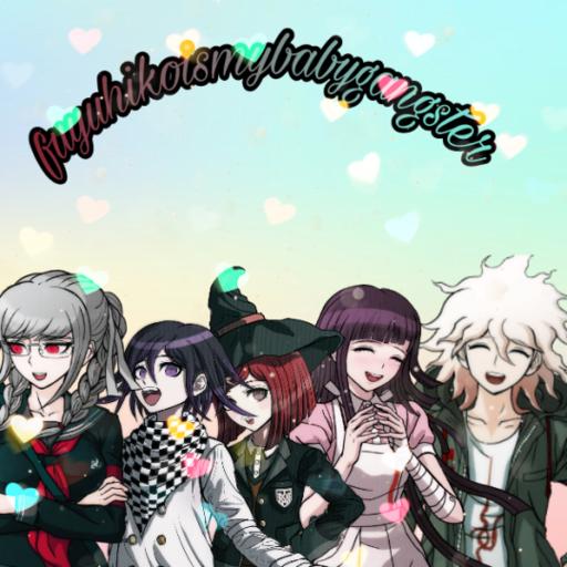 Danganronpa Imagines — Masterlist!
