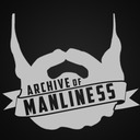 Archive of Manliness tumblr blog logo