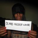 blog logo of Nigger whore
