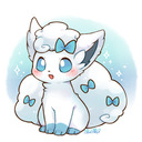 Little Vulpix tumblr blog logo