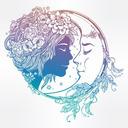 Moonchild tumblr blog logo