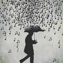 Let The Rain Kiss You tumblr blog logo