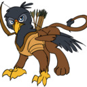 The Talon's Perch tumblr blog logo