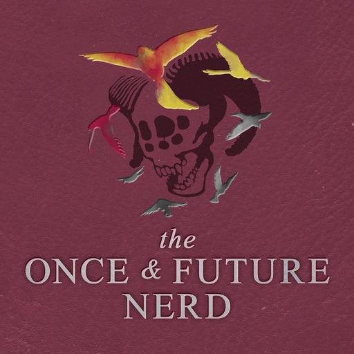 The Once And Future Nerd — Lgbt characters in audio drama