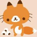 LITTLE FOX PAWS tumblr blog logo