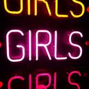 blog logo of the female gaze