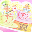 blog logo of candy cart princess ✧*:・゚
