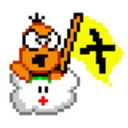 Little Lakitu tumblr blog logo