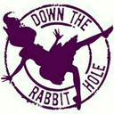 Down The Rabbit Hole tumblr blog logo