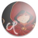 A really tiny Ruby Rose and friends tumblr blog logo