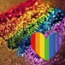 Crafting my own Rainbow tumblr blog logo