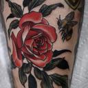 blog logo of kirsten makes tattoos