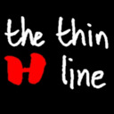 blog logo of the thin H line