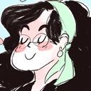 Mallary Quinn Illustration tumblr blog logo