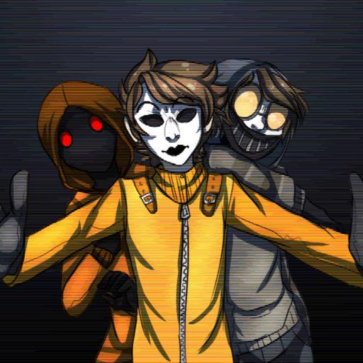 Creepypasta Headcanons — So, any Masky, Hoodie and Toby headcanons?