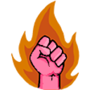 Feminist Fuckdoll Trainer tumblr blog logo