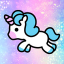 Little Unicorn tumblr blog logo