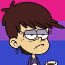 Anxiety filled Luna Loud tumblr blog logo