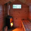 blog logo of Love being bare in sauna, banya, onsen, and sento.