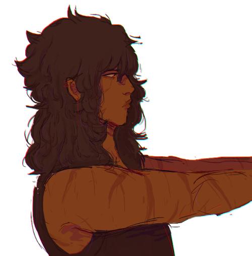 blanksuke:  and for my next trick: sasuke #j im going to lose my MIND  #long hair sasuke.. #sasuke#n