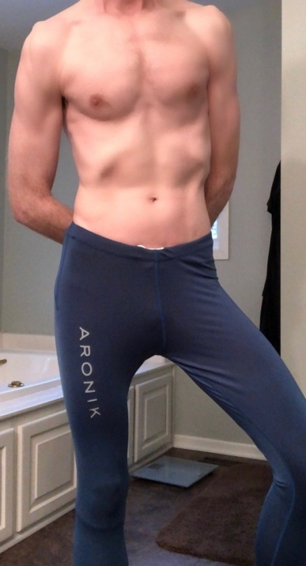 f3e9d38a1b The fit and feel of Spandex is hot IMO! Who doesn't like the way it hugs  the body tightly? :-) It accentuates everything: the bulge, the buns, the  thighs.