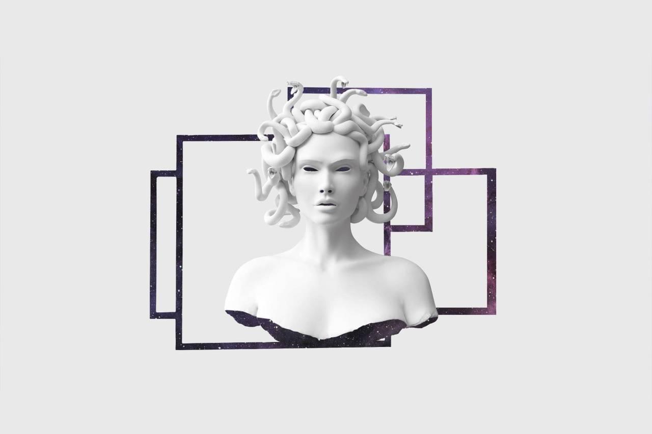 爪乇ᗪㄩ丂卂 by IMikolajI #vaporwave#art#chill#aesthetics#cyberpunk