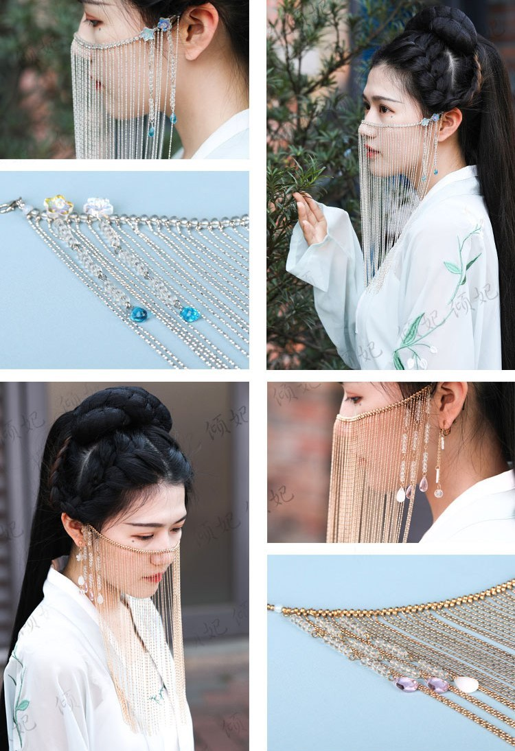my hanfu favorites — hello! if you don't mind, can you