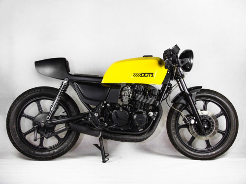 kawasaki kz550 cafe racer custom bike custom motorcycle
