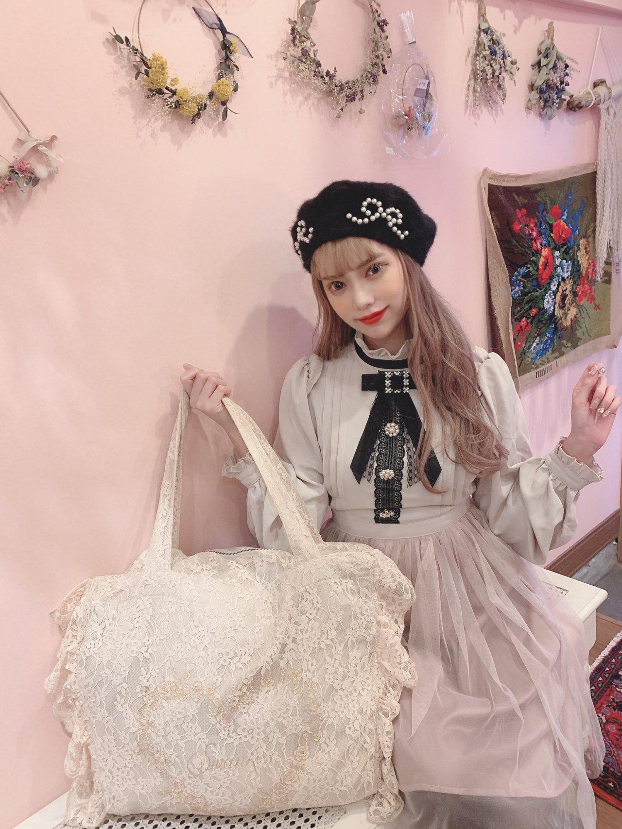 #Saaya Hayashida#Swankiss#Larme#Larme kei#Japanese Fashion