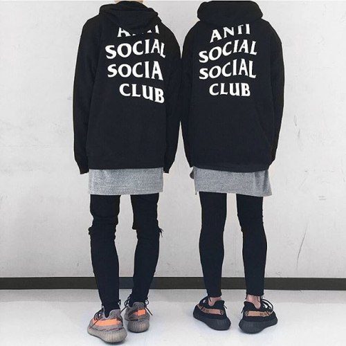 anti social social club antisocialsocialclub hype hypebeast streetwear street style street fashion outfit ootd fashion style womft wdywt adidas adidas yeezy adidas yeezy boost yeezy boost