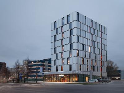 Grow Hotel / Note Design Studioph: Jonas Lindström