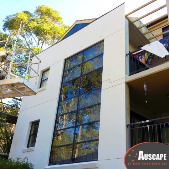 auscape exteriors,exterior renovations